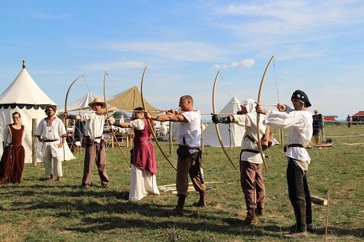 Et les archers
