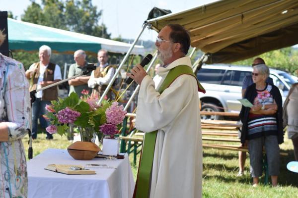 La Messe en plein air