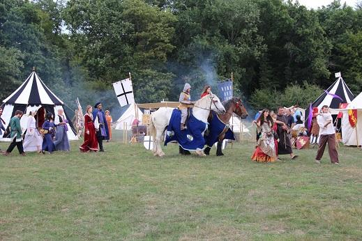 Le mariage et les chevaliers