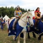 Fête médiévale de CRANS 2015