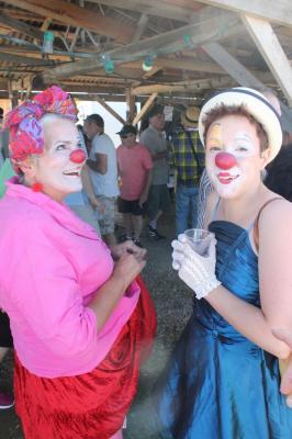 Les Clowns pétillantes